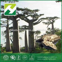 pure natural baobab fruit powder factory supply