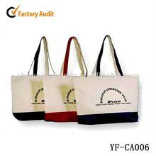 2012 New Organic cotton canvas tote bag
