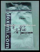 Aluminum foil plastic rice bag/custom printed colorful packaging plastice bag for rice