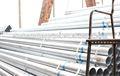 14-55mm galvanizado tubo de aço redondo