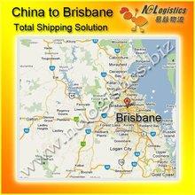 express service Shenzhen China to Brisbane Australia