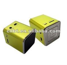 2012 hotest sell mini cellular speaker of high quality