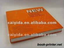beautiful books printing in China