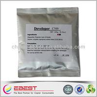 konica Minolta compatible C500 developer toner powder