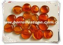 Orange Glass Beads For Sale