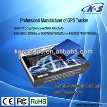 fuel-testing/VTS/triggering emergency alarm/gps vehicle tracker system