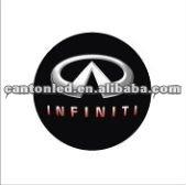 Decoration for Car Popular LED car logo light led car emblem infiniti