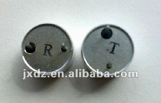 Tct40-16r/t de aire de ultrasonidos transductores de cerámica tct40-16t/r - 1. 2. 3 nu25c16t-1
