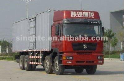 Shacman 8x4 50 ton van