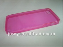 factory make plastic hard case for iphone5 with new design
