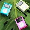 High Quality Mp3 Music Player 2GB- 8GB Micro TF card