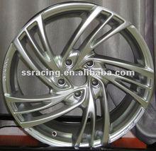 17 inch OZ aluminum alloy wheel