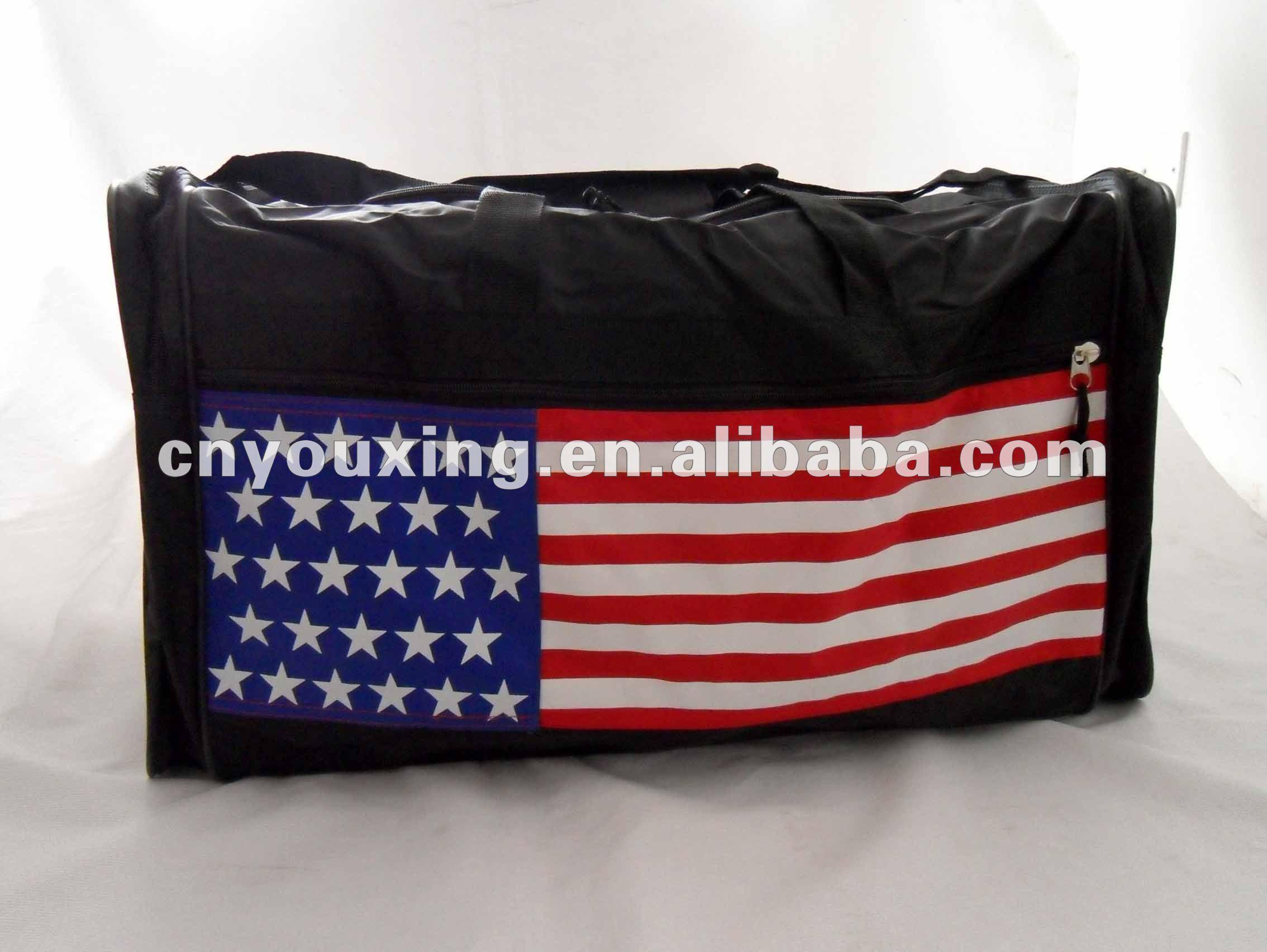 Awesome Taekwondo Bag- nylon/ Super Duffle Bag