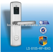 2012 New Hot Sell stainless steel electric locks for hotel