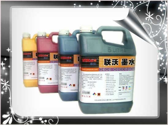 Económico eco solvente de tinta con dx5 dx4 cabezal de impresión dx7 para Mimaki Mutoh Roland