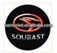 New car logos with brand names soueast car