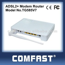 edup wireless adsl router comfast TG585V7