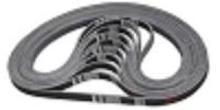 Timing belt,Ribbed Belt,Raw edge Cogged Belt