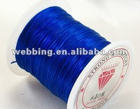 Round elastic string for tags/bags/shoes/garments