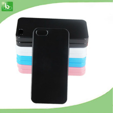 2012 the latest design for iphone5 transparent shell