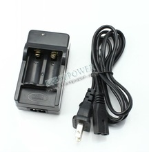 18350/16340 Double travel charger include the Charger line
