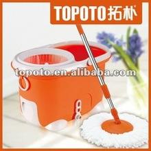 2012 hot seller microfiber heads easy mop
