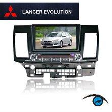 MITSUBISHI LANCER EVOLUTION car dvd player with GPS, BLUETOOTH, IPOD