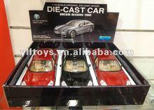 1:18 scale die cast car model (Authorized)