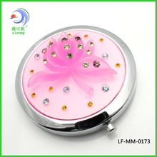 2012 newest fashion girl mirror (LF-MM-0173)