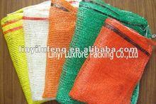 PP leno mesh bag /sack for vegetable, fruit, firewood
