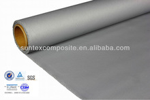 high temperature resistant polyurethane coated fire cloth