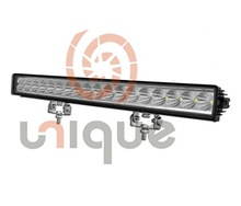 high power 12v 24v led auto light bar off road