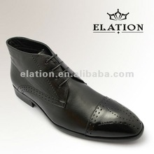 2012 new style soft leather men fashion leather boots