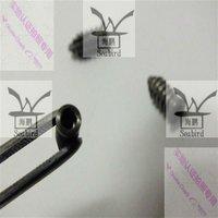 Titanium dental implant instrument for surgical