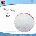 Alta pureza 90% de sodio glycinate