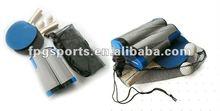Portable table tennis net