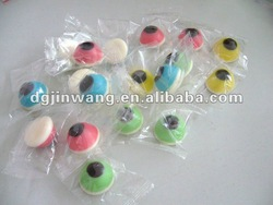 colorfull gummy eyeball