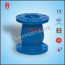cast iron vertical check valve