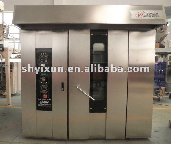 YX32/YX64 Meat Baking rotary oven, port baking equipment, steak bakery line