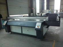 New Updated 4 heads fast speed Digital printing machine for advertising printing