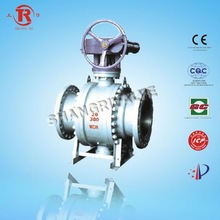 gas pipeline ball valves