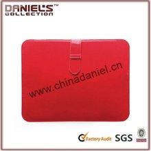 waterproof PU leather 2012 best sell laptop sleeve