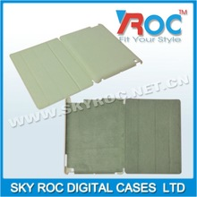 2013 new product For Ipad 3 leather case with high grade