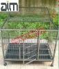 weld mesh dog cage(manufacturer)