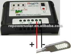 sdrc 20a 12v/24v auto solar controller