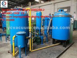 Coil Vacuum Varnish Drying