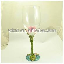 hot sale pewter wine goblet