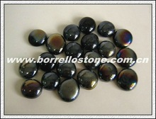 Black Glass Beads For Fish Tank