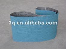 abrasive belt for stainless steel