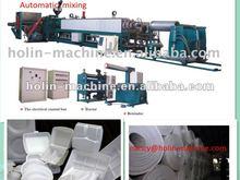 foam PS sheet extruder machine